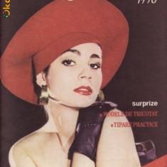 REVISTA MODA CU TIPARE ANA GABRIELA 1990