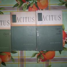 Tacitus - OPERE / Istorii + Anale / (3 volume) - Istorie