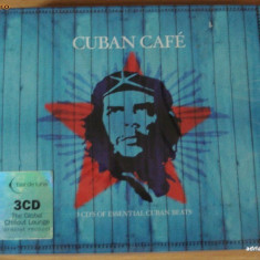 Cuban Cafe Beats (3CD) - Muzica Chillout