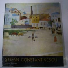 Stefan Constantinesu (album de pictura) - Album Pictura