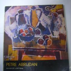 Petre Abrudan (album de pictura) - Album Pictura