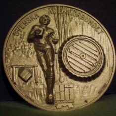 Medalie suedeza Svenska Akeriforbundet - Jubiliare