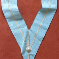 Colan Maestru Venerabil din Trecut - Bijuterie argint