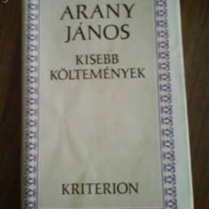 2363 Arany Janos Kisebb Koltemenyek, 1987