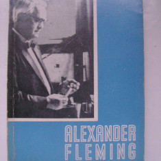 Andre Maurois - Alexander Fleming (1965)
