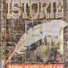 ISTORIE - MANUAL PT CLS A V A ED. ALL - Manual scolar all, Clasa 5