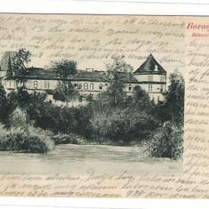 555. Ineu - castelul Rakoczi; Arad - Carte Postala Crisana dupa 1918