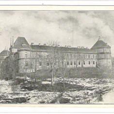 556. Ineu - castelul Rakoczi; Arad - Carte Postala Crisana dupa 1918