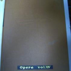 M.EMINESCU -Opere volumul XIV -Perpessicius - Carte Editie princeps