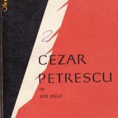 CEZAR PETRESCU de ION BALU