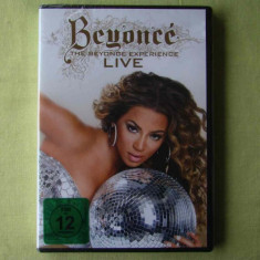 BEYONCE - Live - DVD Original Sigilat - Muzica Pop
