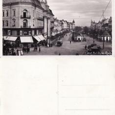 Arad - Bulev. Regina Maria-- masini, bicicleta