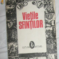 Vietile sfintilor vol I Ed. Artemis 1992