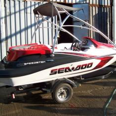 Barca SEADOO SPIDSTER - Barca cu motor