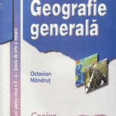 Manual GEOGRAFIE GENERALA CLS A X A SAM ED. CORINT - Manual scolar corint, Clasa 9