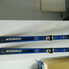 Ski-uri + legaturi + Geaca + pantaloni + manusi - Set ski