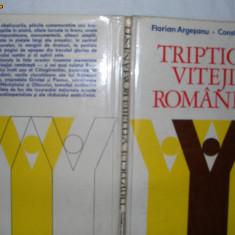 Tripticul Vitejiei Romanesti-istorie-F. Argesanu\C-tin Ucrain