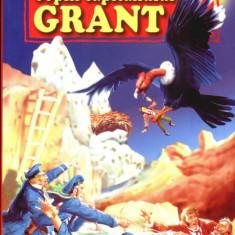 Copiii capitanului Grant - Carte poezie copii