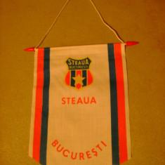 Fanion echipa de fotbal Steaua Bucuresti anii 1980 - Fanion fotbal