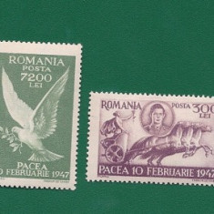 ROMANIA - PACEA - MNH - LP 208