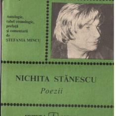 NICHITA STANESCU - POEZII - Roman