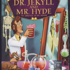 DVD ANIMATIE -  DR. JEKYLL AND MR. HYDE DUBLAT IN LB. ROMANA