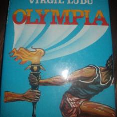 Olympia, de Tudor George si Virgil Ludu - Carte sport