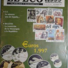 SPANIA - EL ECO. REVISTA DE FILATELIE