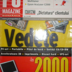 PC MAGAZINE ROMANIA. REVISTA DE INFORMATICA - Revista IT