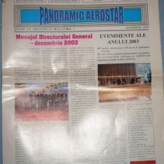 ROMANIA - PANORAMIC AEROSTAR. REVISTA BACAUANA DE AVIATIE