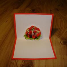 felicitare tridimensionala