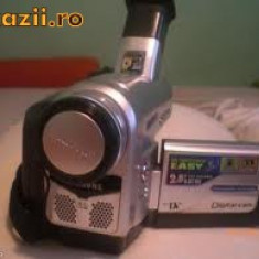 CAMERA VIDEO miniDV Samsung VP-D70, 2-3 inch, 20-30x