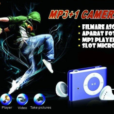 Mp3 player spy spion + memorie sd 4 GB GRATIS - CD player