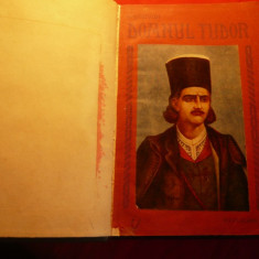 N. RADIVON - DOMNUL TUDOR - ed. 1914, cu autograf - Carte traditii populare