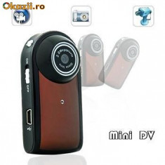 Camera spy spion + micro-SD 4 GB GRATIS - Gadget supraveghere