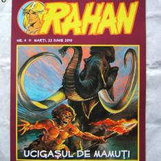 RAHAN nr.4 (Colectia Adevarul) - Reviste benzi desenate