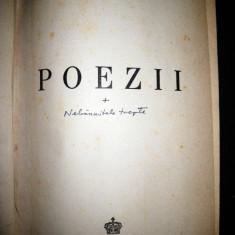 Lucian Blaga, Poezii 1942 si Nebanuitele trepte 1943