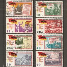 Timbre Germania DDR 1965 Obliterate - Timbre straine