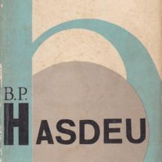 MIHAI DRAGAN - B. P. HASDEU - Studiu literar