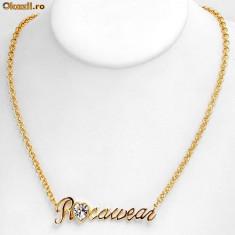 Roca Wear Glittering { Lantisor} with Genuine Swarovski crystal - Lantisor Swarovski