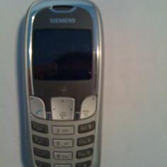 Siemens A65 - 50 lei - Telefon mobil Siemens, Argintiu, Clasic