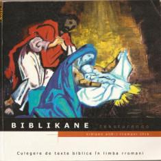 Culegere de texte biblice in limba rromani - Biblia pentru copii