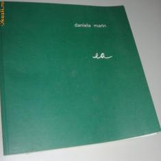 DANIELA MARIN - EA (VERSURI, cu 9 fotografii de MIHAI VASILE) [EDITURA TA, 1999] - Carte poezie