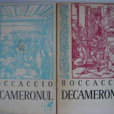 Giovanni Boccaccio - Decameronul (vol. I-II) - Roman, Anul publicarii: 1970