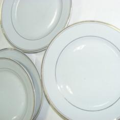 FARFURII SET 3+3 PORTELAN IRIS CLUJ,FRUMOASE,VECHI