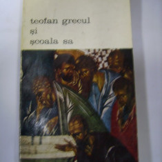 Teofan Grecul si scoala sa -V. Lazarev