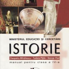 Manual ISTORIE CLS A IV A ED. ARAMIS - Manual scolar Aramis, Clasa 4