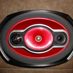 BOXE AUTO 4 WAY SONY XPLOD NOI - Boxa auto Sony, peste 200W