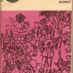 Francois Villon - Poezii - Carte poezie