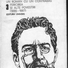 A p cehov - opere vol 3 - Roman, Anul publicarii: 1989